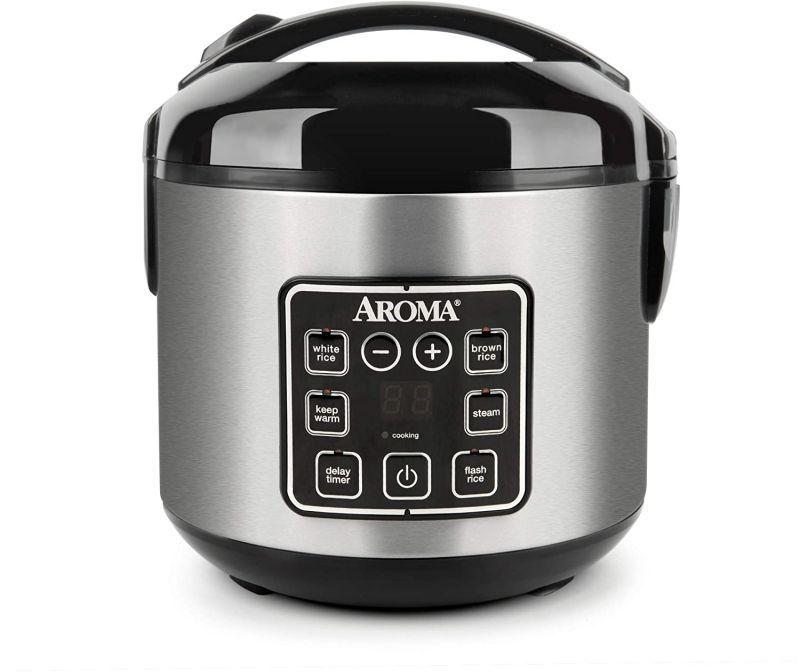 aroma rice cooker manual download pdf